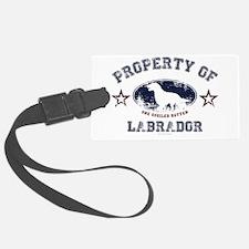 Labrador Luggage Tag
