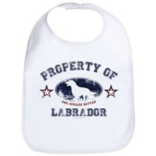 Labrador Bib