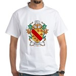 Ormesby Coat of Arms White T-Shirt
