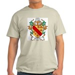 Ormesby Coat of Arms Ash Grey T-Shirt