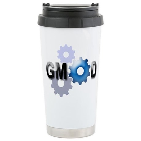 gmod_cog.gif Stainless Steel Travel Mug
