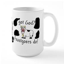 cow got God Mug