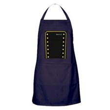 RMN t-shirt Apron (dark)