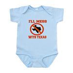 messtexaswhite.png Infant Bodysuit
