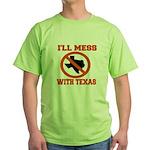 messtexaswhite.png Green T-Shirt
