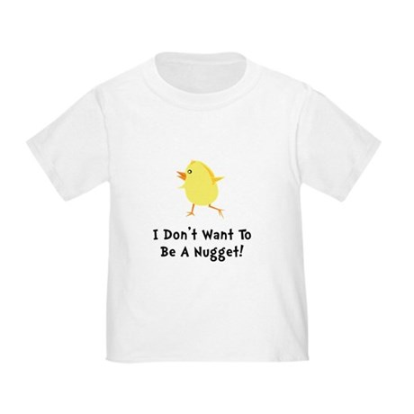 Chicken Nugget Toddler T-Shirt