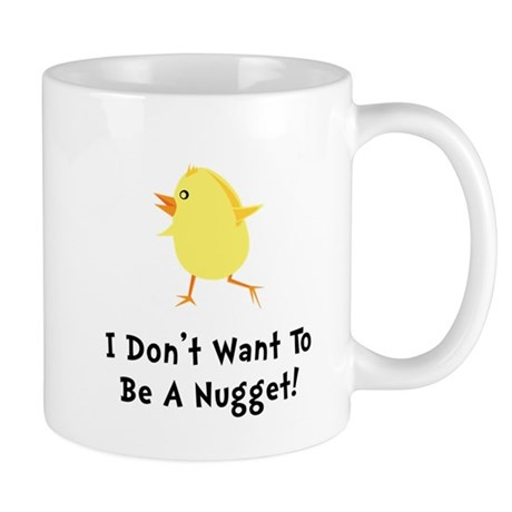 Chicken Nugget Mug