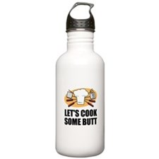 Cook Some Butt Water Bottle