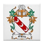 O'Ring Coat of Arms Tile Coaster