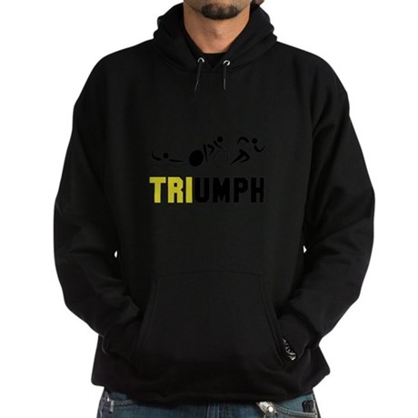Tri Triumph Hoodie (dark)