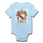 O'Ring Coat of Arms Infant Creeper