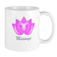 Massage Lotus Flower Mug