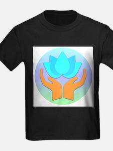 Lotus Flower - Healing Hands T