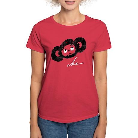 Che-Burashka Women's Dark T-Shirt