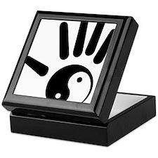 Yin-Yang Hand Keepsake Box