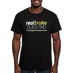Street Culture Men's Fitted T-Shirt (dark)