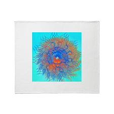 Star Mitosis Throw Blanket