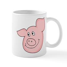cute piggy Mug