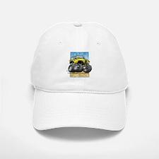Yellow Wrangler Baseball Baseball Cap