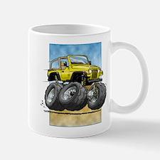 Yellow Wrangler Mug