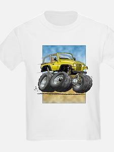 Yellow Wrangler T-Shirt