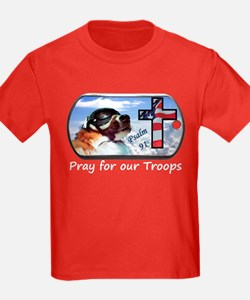 Psalm 91 - Pray for our Troops T