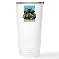 Green Wrangler Travel Mug