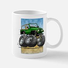 Green Wrangler Mug