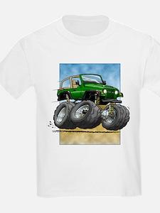 Green Wrangler T-Shirt