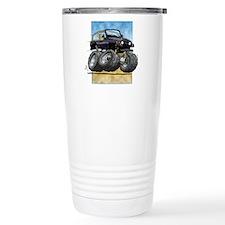 Black Wrangler Travel Mug