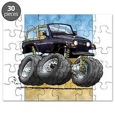 Black Wrangler Puzzle