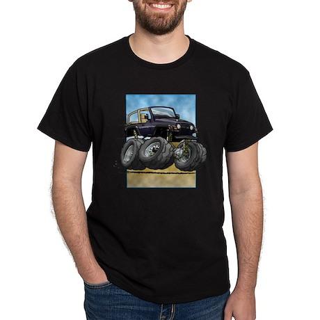 Black Wrangler Dark T-Shirt