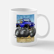 Blue Wrangler Mug