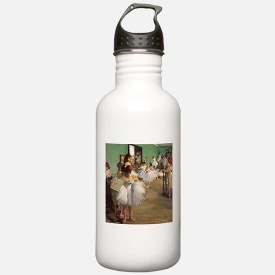 Edgar Degas Dancing Class Water Bottle