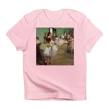 Edgar Degas Dancing Class Infant T-Shirt