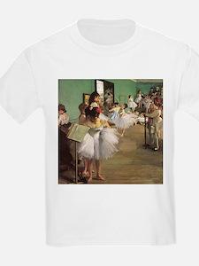 Edgar Degas Dancing Class T-Shirt
