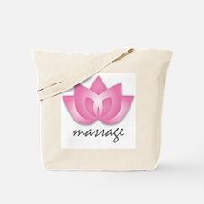 Lotus Flower - Massage Tote Bag