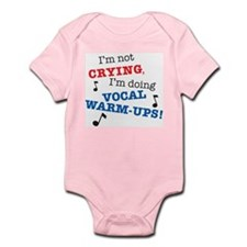 Screaming eagles Infant Bodysuit