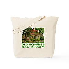 OLD MCDONALD HAD A FARM Tote Bag