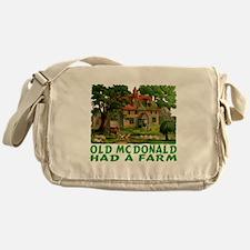 OLD MCDONALD HAD A FARM Messenger Bag