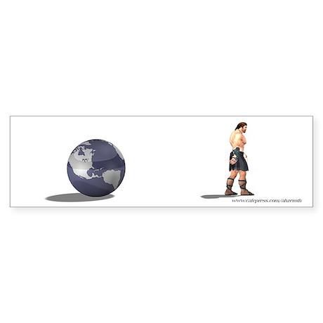 Atlas Shrugged, Sticker (Bumper)