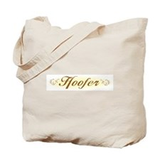 Lady Hoofer Tote Bag
