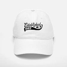 Established 1983 Baseball Baseball Cap