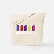 Popsicles! Tote Bag