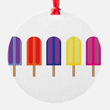 Popsicles! Ornament