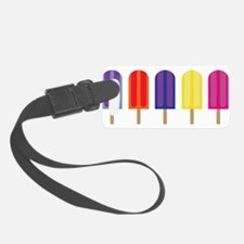 Popsicles! Luggage Tag