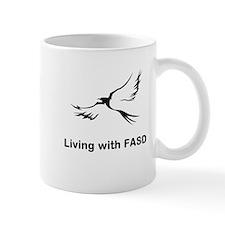 LIVING with FASD Mug