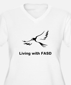 LIVING with FASD T-Shirt