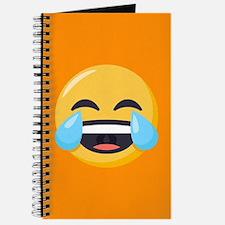 Crying Laughing Emoji Journal
