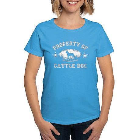 Cattle Dog Women's Dark T-Shirt